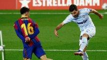 Barça : il n'y aura pas d'échange Braithwaite - Gayà