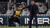 Coupe d'Italie : Gennaro Gattuso exulte après le sacre du Napoli