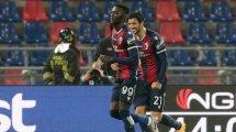Serie A : Bologne l'emporte sur Cagliari