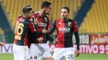 Serie A : le Genoa enfonce Parme