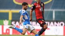 Serie A : Naples s'accroche à la 5e place