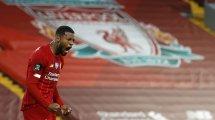 Georginio Wijnaldum lance le bras de fer avec Liverpool