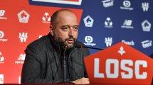 LOSC : Gérard Lopez et Luis Campos ont discuté