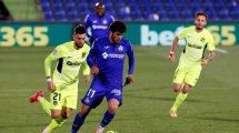 Liga : l'Atlético perd des plumes face à Getafe