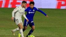 Liga : Getafe se défait de Huesca