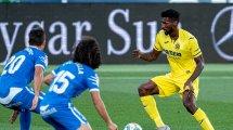 Villarreal a fait une offre pour Zambo Anguissa