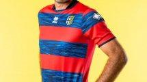 Erreà présente un maillot inédit pour le retour de Gianluigi Buffon à Parme