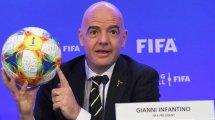 Gianni Infantino fait l'objet d'une procédure pénale !