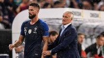 EdF : Didier Deschamps pose un ultimatum à Olivier Giroud