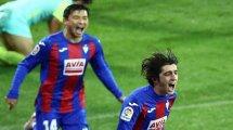 Liga : la Real Sociedad accrochée par Osasuna, Bryan Gil et Eibar dégoupillent Grenade