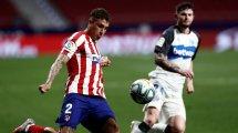 L'Atlético de Madrid fixe le prix de José Giménez