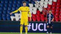 Dortmund : Giovanni Reyna aurait prolongé jusqu'en 2023