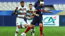Ligue des Nations : la France et le Portugal restent muets