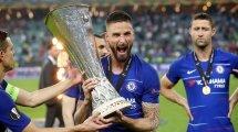 Olivier Giroud et son avenir à Chelsea