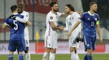Équipe de France : les Bleus aiment se contenter du minimum