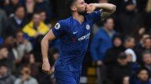 Chelsea : Olivier Giroud revanchard contre Arsenal