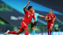 LdC :  Bayern - Atlético maintenu malgré le test positif au Covid-19 de Gnabry