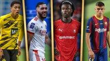 Golden Boy 2021 : les 100 nommés