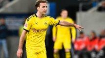 BvB : Michael Zorc confirme le départ de Mario Götze à la fin de la saison