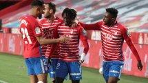 Liga : Granada et Getafe dos à dos