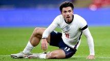 Jack Grealish dispute l'Euro 2020… avec un pouce cassé !