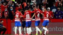 Liga : Grenade fait craquer Séville
