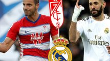 Grenade - Real Madrid : les compositions officielles
