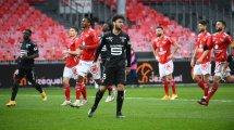 Stade Rennais : le coup de gueule de Clément Grenier sur l'arbitrage