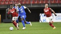Ligue 2 : Grenoble s'impose à Valenciennes, Clermont chute à Rodez