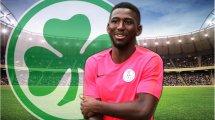 L'ancien espoir du PSG Abdourahmane Barry signe à Greuther Fürth