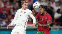Portugal-France : les notes du match