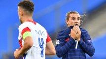 France-Portugal : le mea culpa d'Antoine Griezmann