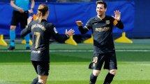 Liga : Antoine Griezmann offre un succès précieux au Barça contre Villarreal