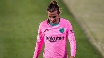 Ldc, Barça : Ronald Koeman juge la performance d'Antoine Griezmann