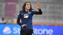 Mattéo Guendouzi explique pourquoi il se sent mieux au Hertha Berlin