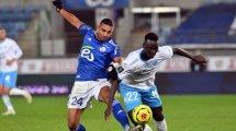 Ligue 1 : l'OM arrache la victoire à Strasbourg