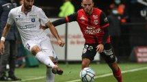 L2 : Guingamp s'impose face à Auxerre !