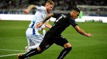Ligue 2 : Guingamp stoppe l'invincibilité d'Auxerre