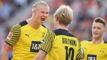 Le Borussia Dortmund cherche le successeur d'Erling Haaland en Ligue 1