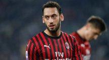 Manchester United veut tenter sa chance pour Hakan Calhanoglu