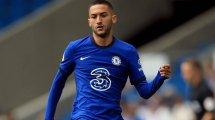 Chelsea : Frank Lampard encense Hakim Ziyech