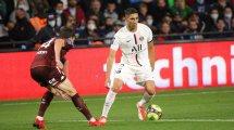 Ligue 1 : le PSG sauvé par Hakimi, l'OL s'est fait peur, l'OM sans idée