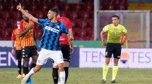 Inter : la première titularisation de rêve d'Achraf Hakimi