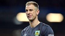 PL : Joe Hart va quitter Burnley
