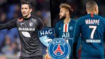Le Havre - PSG : les compositions sont là
