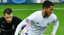Le malaise Eden Hazard enfle toujours plus au Real Madrid
