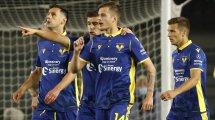 Serie A : le Hellas Vérone et Bologne partagent les points