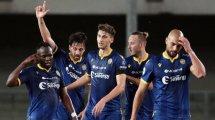 Serie A : le Genoa accroche l'Hellas Vérone