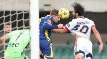Serie A : pas de vainqueur entre le Hellas et Cagliari