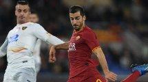 AS Roma : le message clair de Henrikh Mkhitaryan à Arsenal